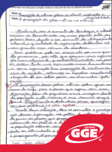 ANA CAROLINA CABRAL DE OLIVEIRA - 8 e 9 ano - Benfica